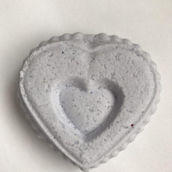 Lavendar Euphoric Heart