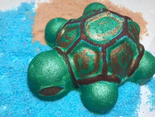 Sea Turtle Mica