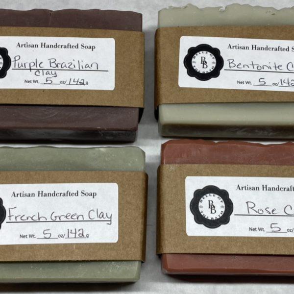 Five Star Pharma-Natural Clay Soap